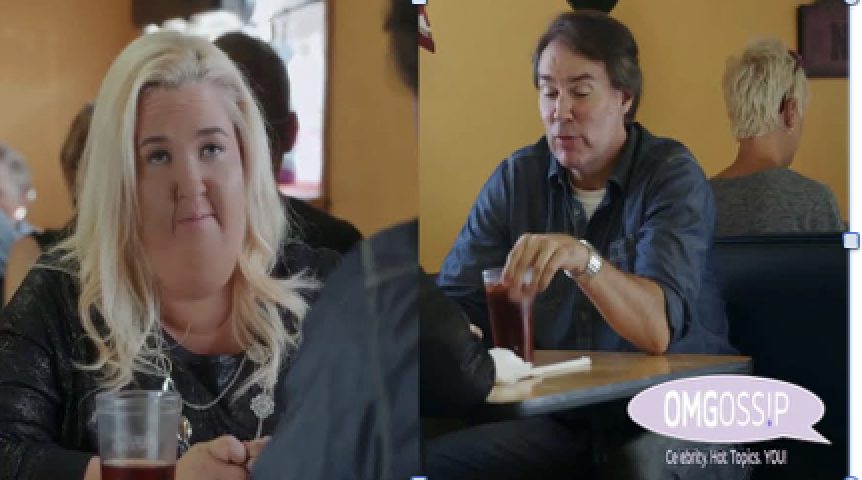 "In the first episode of ""Mama June: From Not To Hot"", Mama June tackles on everything from -- exes (Sugar Bear is getting remarried), a plateau in her weight loss journey, family, and a really bad first date (the mother of four was ditched in the middle of the date) --  But come Saturday fans and skeptics weren't buying it. Tweets accusing the reality star mom wearing a fat suit to exaggerate her weight lose went rampant. Catch the endearing show every Friday @10pm only at WE tv."