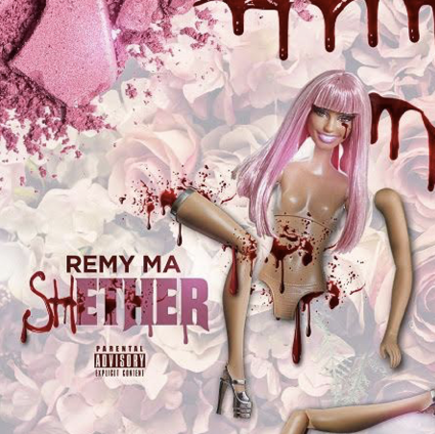 "The ""Heartbreak"" rapper decided on a direct approach to call out Minaj over the weekend that lead to Nicki's tweet. The 36 year old, born Reminisce Mackie -- dropped a track entitled ""shETHER"" online.  """"If you look at the history of Remy Ma, whenever I've had a problem with any female in the entire game, I will say your name"""