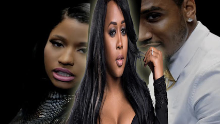 "But how did Trey Songz get dragged into the bustling divas feud? On ""shETHER"" -- Remy spills about Minaj bedding half of the Young Money empire, Songz himself, and a list of others.  The r&b crooner took to twitter upon hearing the shoutout and posted this -- ""Even when you stay out of the way they will have ya name all in some shit. Wake up to new comedy everyday. Focus."" This didn't make his past collaborator to happy. Rather then respond to Remy Ma herself -- Nicki Minaj lashed out at Songz himself!"