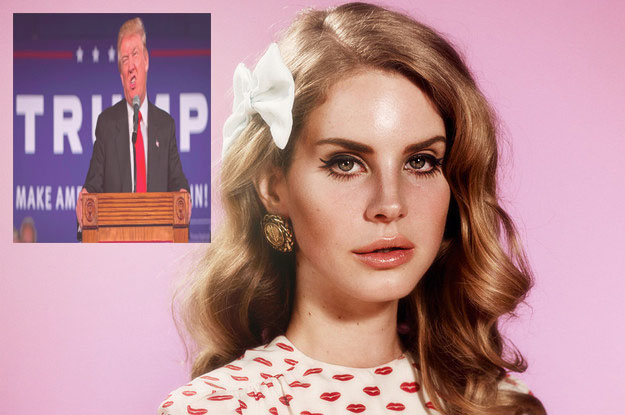 "Is Lana Del Rey really doing witchcraft to rid the world of Donald Trump?  All signs point to YES! If you ask me. The ""Love"" singer-songwriter tweeted a picture of herself along with a cryptic caption -- ""At the stroke of midnight,"" the songstress says. ""Feb 24, March 26, April 24, May 23… Ingredients can be found online.""  Those dates line-up with 'waning crescent moon ritual dates -- dates that some occult members claimed they would perform ceremonies to rid the world of Donald Trump each time the event occurs.  A rep for Del Rey confirmed to pitchfork that the singer-songwriter's tweet was in reference to the occult rituals.  OMGOSSIPERS should President Trump be afraid??"