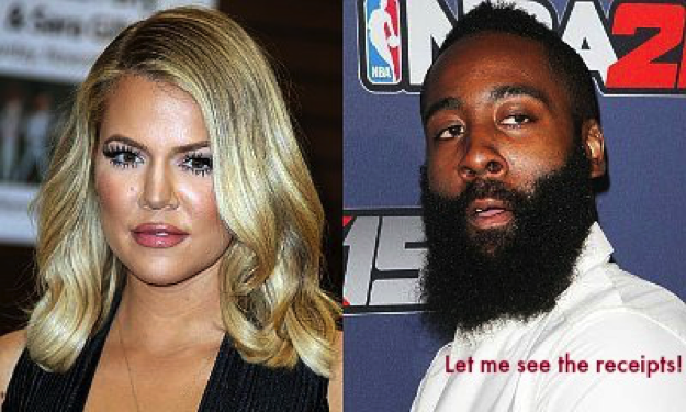 "Apparently dating a Kardashian is too much?! Well except for when it comes to James Harden after his eight month relationship with Khloe Kardashian. The NBA player explained in a recent interview he didn't like all the media frenzy, and he ""felt like it was all for no reason,"" ""like who cares what shoes I am wearing and where I am eating."" Khloe said otherwise, hinting he was unfaithful.  She did say ""she has the receipts to prove it."" Do you think it could be a little bit of both OMGOSSIPERS? Too much media attention and maybe a little bit of unfaithfulness??"