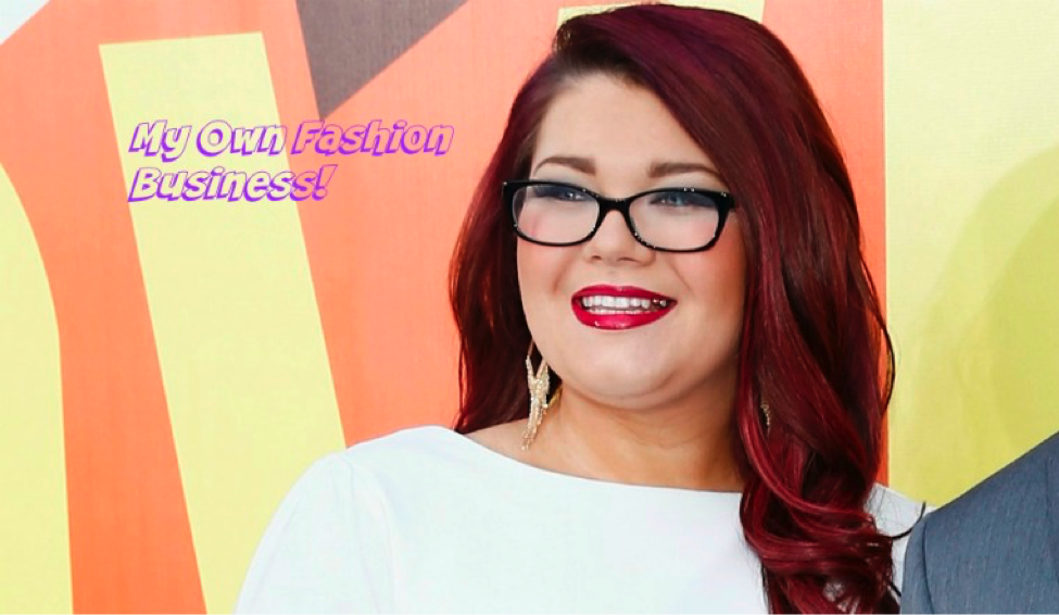 "Amber Portwood from Teen Mom OG is running her own fashion business! We have seen some low points for Amber, from being arrested, addiction, and custody disputes, but now the Teen Mom star is getting her life together and running her own online fashion business! Amber takes a hand-on approach to running her site. ""A typical day starts at seven a.m., making sure each items are in stock, dealing with manufacturers, and I also keep in touch with customers and what's trending."" She said her daughter wants to follow in her footsteps! OMGOSSIPERS do you think Amber turned her life around for good?"