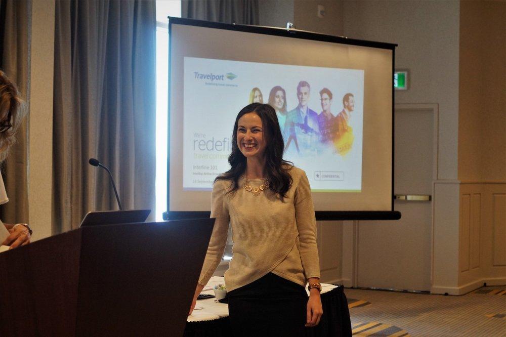 Nikki Falavena, Marketing Director of InteliSys