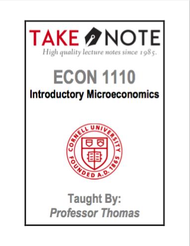 ECON 1120  - THOMAS