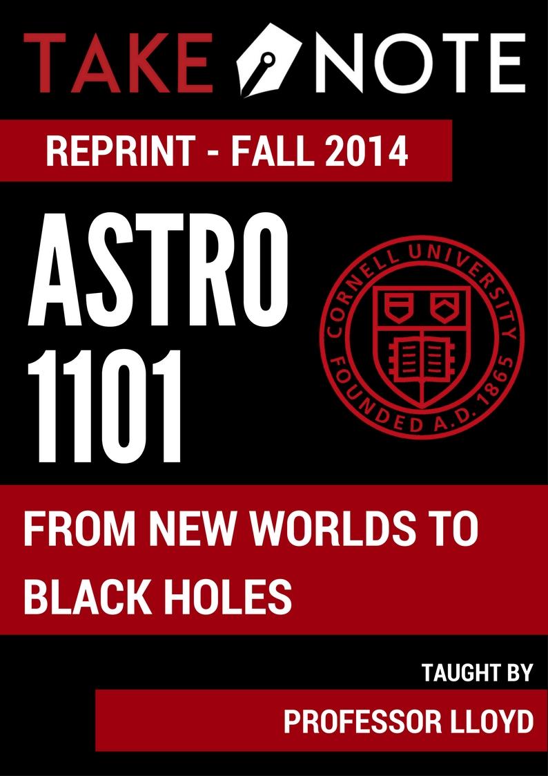 ASTRO 1101
