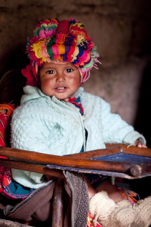 Quechuan Baby