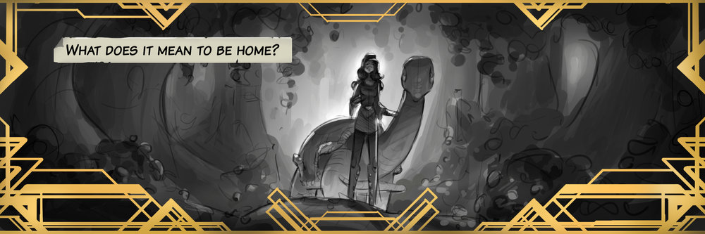Through Juniper Vale is creating music, animation, comics | Patreon