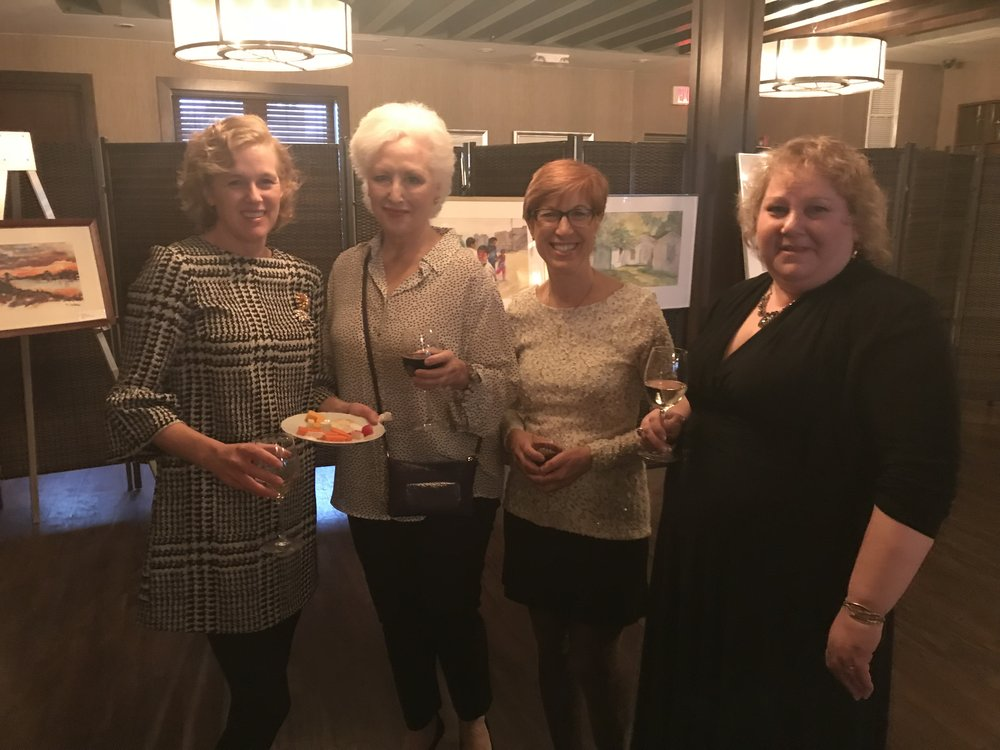 Guests at the 2018 Honors Reception