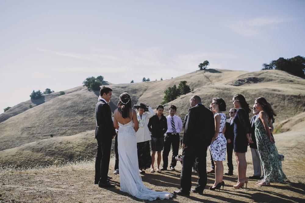 Mt Tamalpais Elopement Wedding Rachelle Derouin Photographer-35.jpg