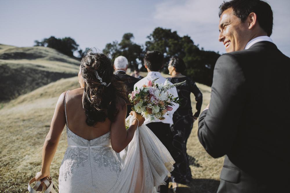 Mt Tamalpais Elopement Wedding Rachelle Derouin Photographer-47.jpg