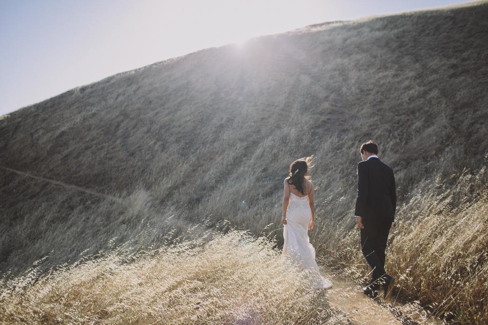 Mt Tamalpais Elopement Wedding Rachelle Derouin Photographer-49.jpg