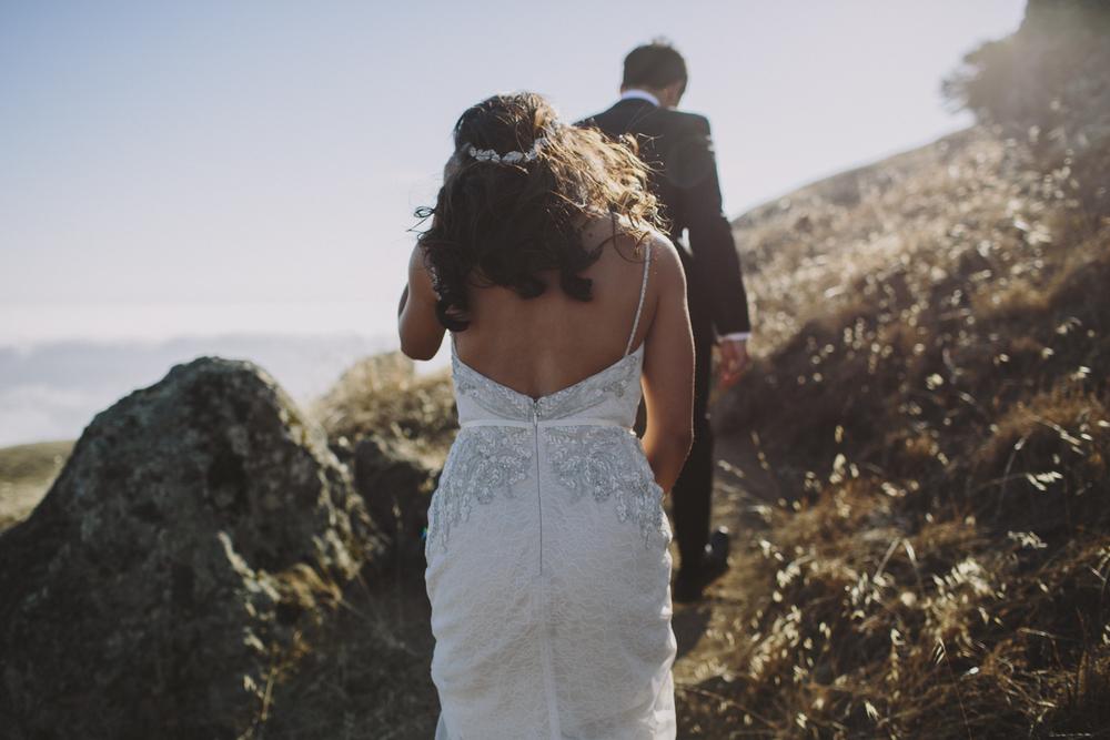 Mt Tamalpais Elopement Wedding Rachelle Derouin Photographer-50.jpg