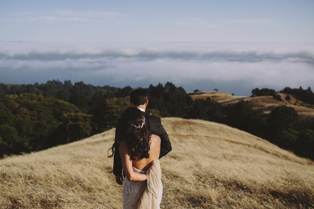 Mt Tamalpais Elopement Wedding Rachelle Derouin Photographer-55.jpg