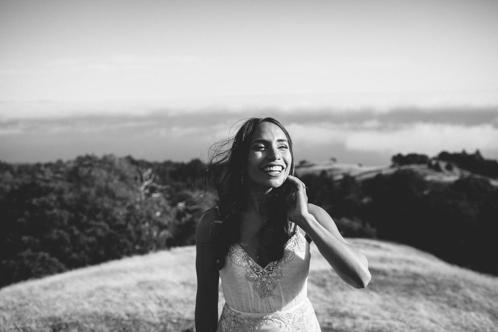Mt Tamalpais Elopement Wedding Rachelle Derouin Photographer-57.jpg