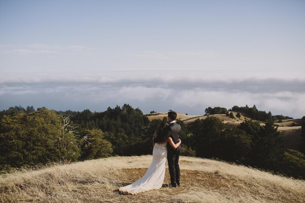 Mt Tamalpais Elopement Wedding Rachelle Derouin Photographer-60.jpg