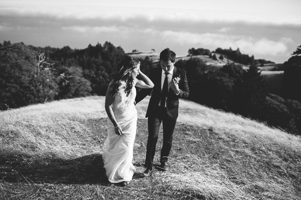 Mt Tamalpais Elopement Wedding Rachelle Derouin Photographer-61.jpg