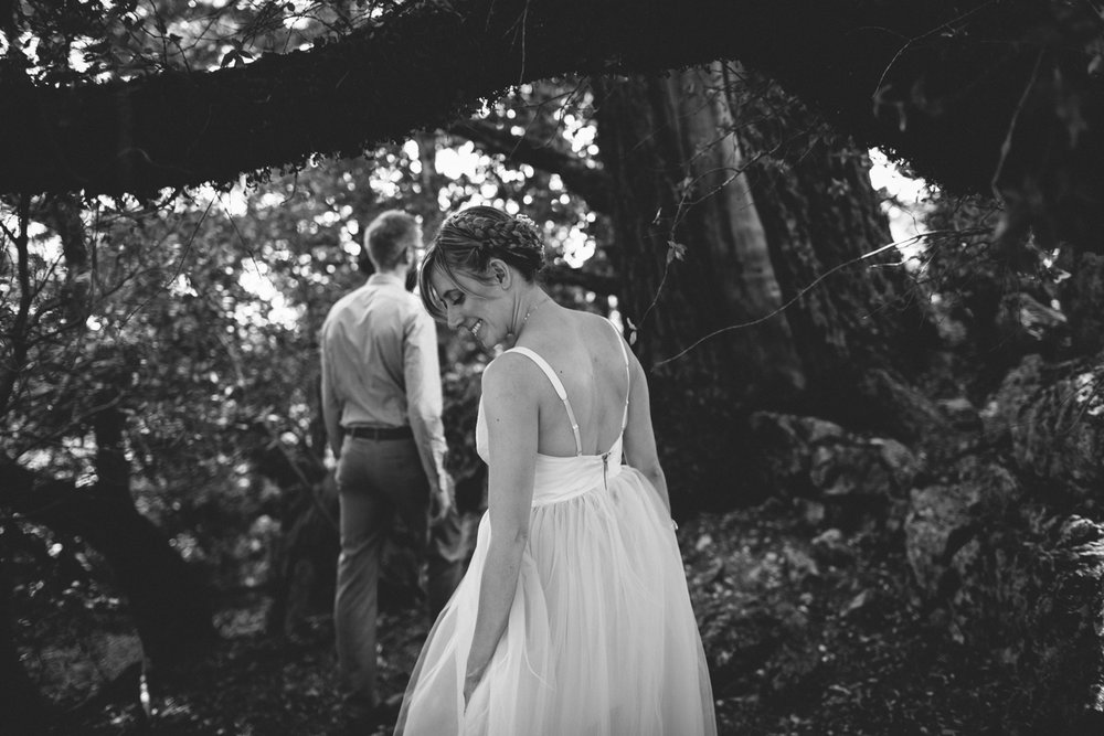 Mt Tamalpais Mountain Home Inn Wedding Rachelle Derouin Photographer-43.jpg