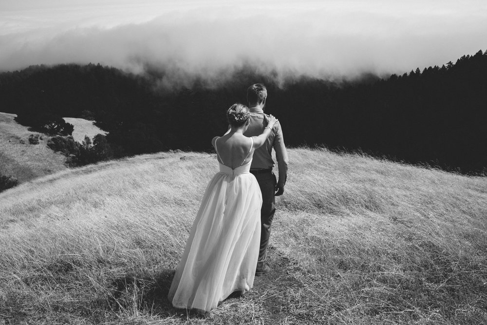 Mt Tamalpais Mountain Home Inn Wedding Rachelle Derouin Photographer-47.jpg