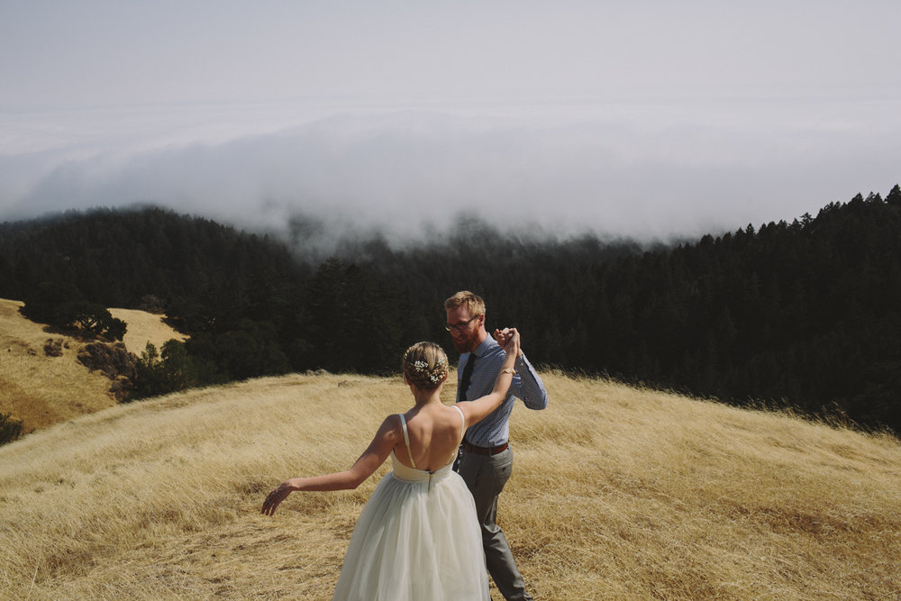 Mt Tamalpais Mountain Home Inn Wedding Rachelle Derouin Photographer-46.jpg