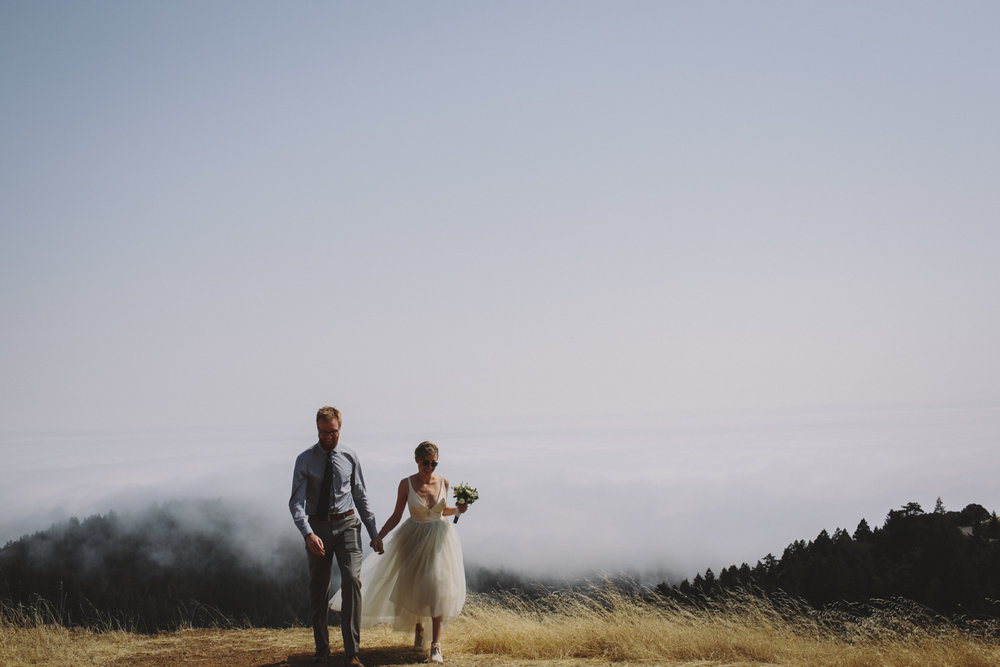 Mt Tamalpais Mountain Home Inn Wedding Rachelle Derouin Photographer-52.jpg