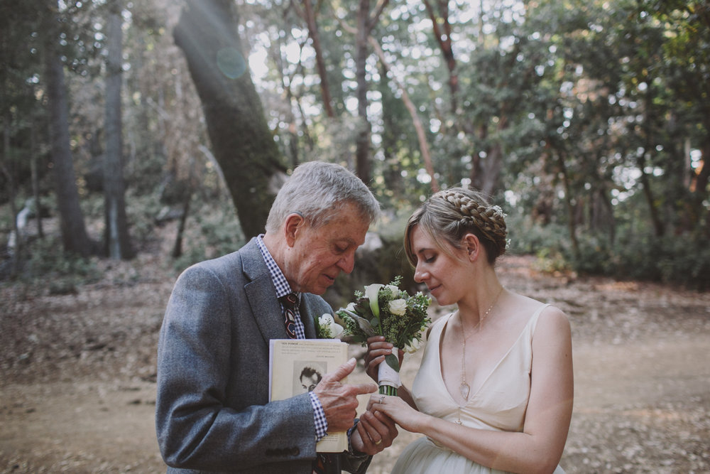 Mt Tamalpais Mountain Home Inn Wedding Rachelle Derouin Photographer-77.jpg