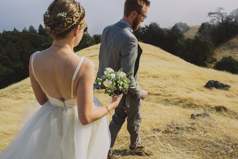 Mt Tamalpais Mountain Home Inn Wedding Rachelle Derouin Photographer-88.jpg