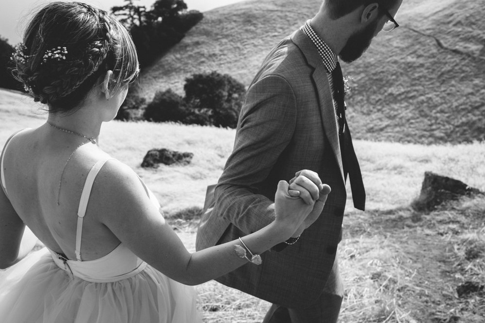 Mt Tamalpais Mountain Home Inn Wedding Rachelle Derouin Photographer-89.jpg