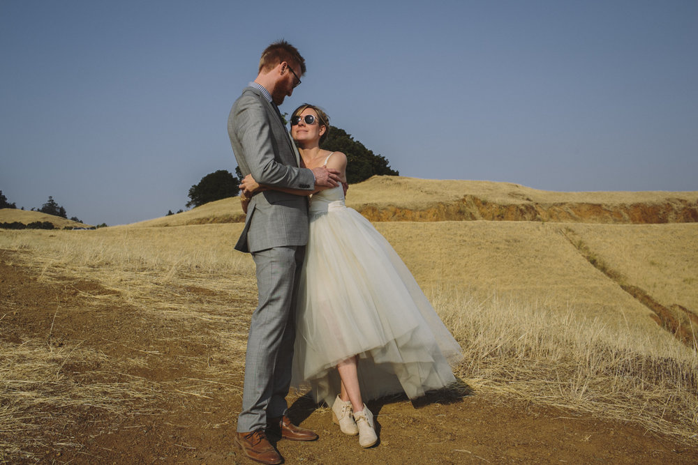 Mt Tamalpais Mountain Home Inn Wedding Rachelle Derouin Photographer-90.jpg