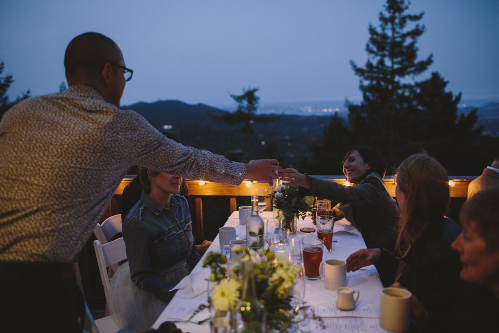 Mt Tamalpais Mountain Home Inn Wedding Rachelle Derouin Photographer-109.jpg