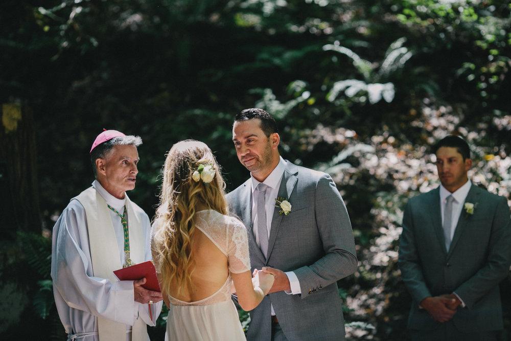 Jenner Cazadero Redwood Wedding Rachelle Derouin Photographer-25.jpg