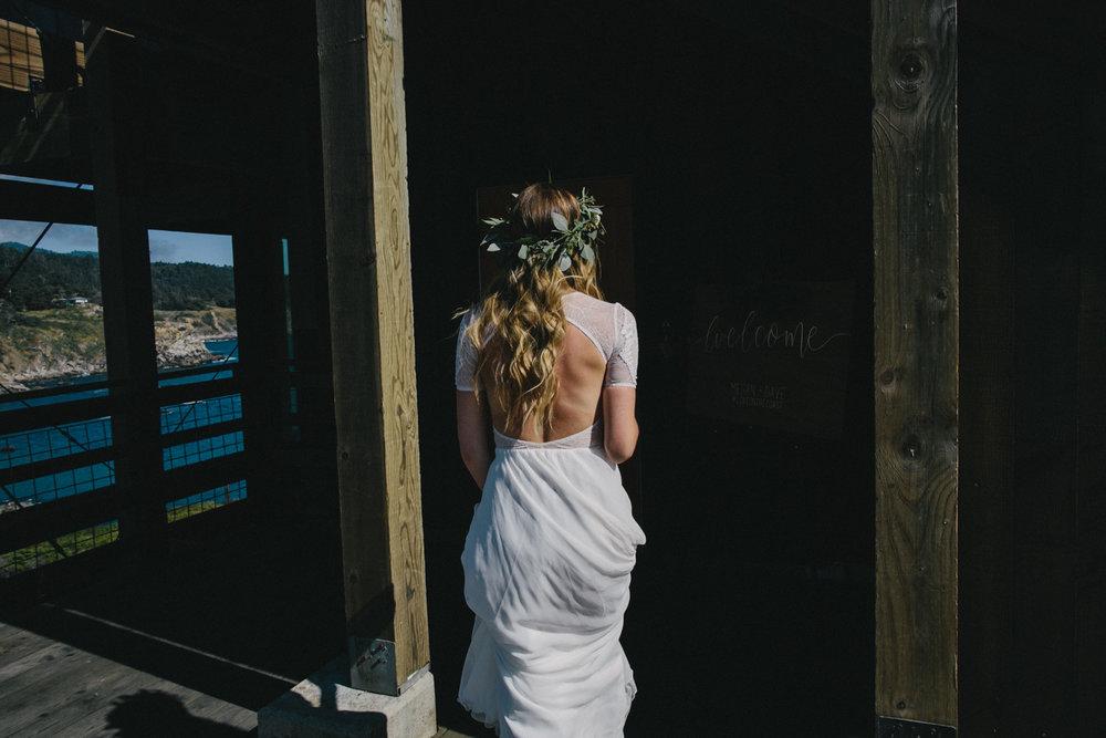 Jenner Cazadero Redwood Wedding Rachelle Derouin Photographer-48.jpg
