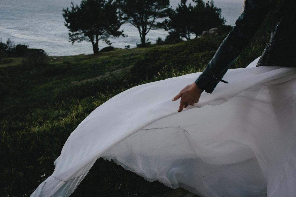 Jenner Cazadero Redwood Wedding Rachelle Derouin Photographer-75.jpg