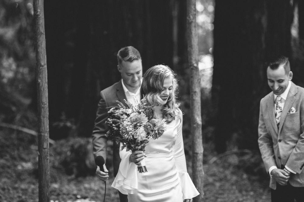 Pescadero Forest Wedding Rachelle Derouin Photographer-21.jpg