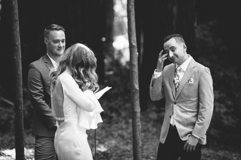 Pescadero Forest Wedding Rachelle Derouin Photographer-25.jpg