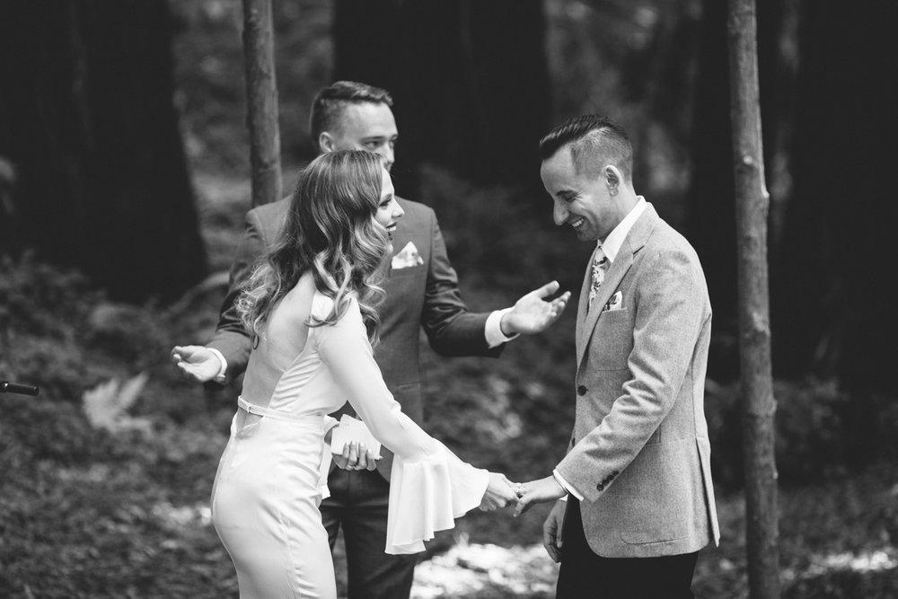 Pescadero Forest Wedding Rachelle Derouin Photographer-29.jpg