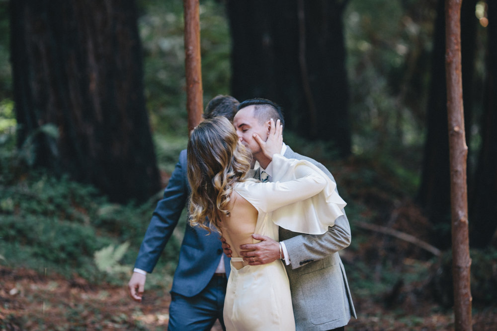 Pescadero Forest Wedding Rachelle Derouin Photographer-30.jpg