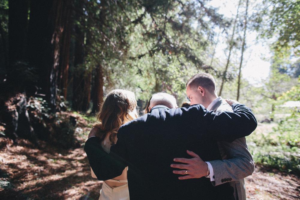 Pescadero Forest Wedding Rachelle Derouin Photographer-41.jpg