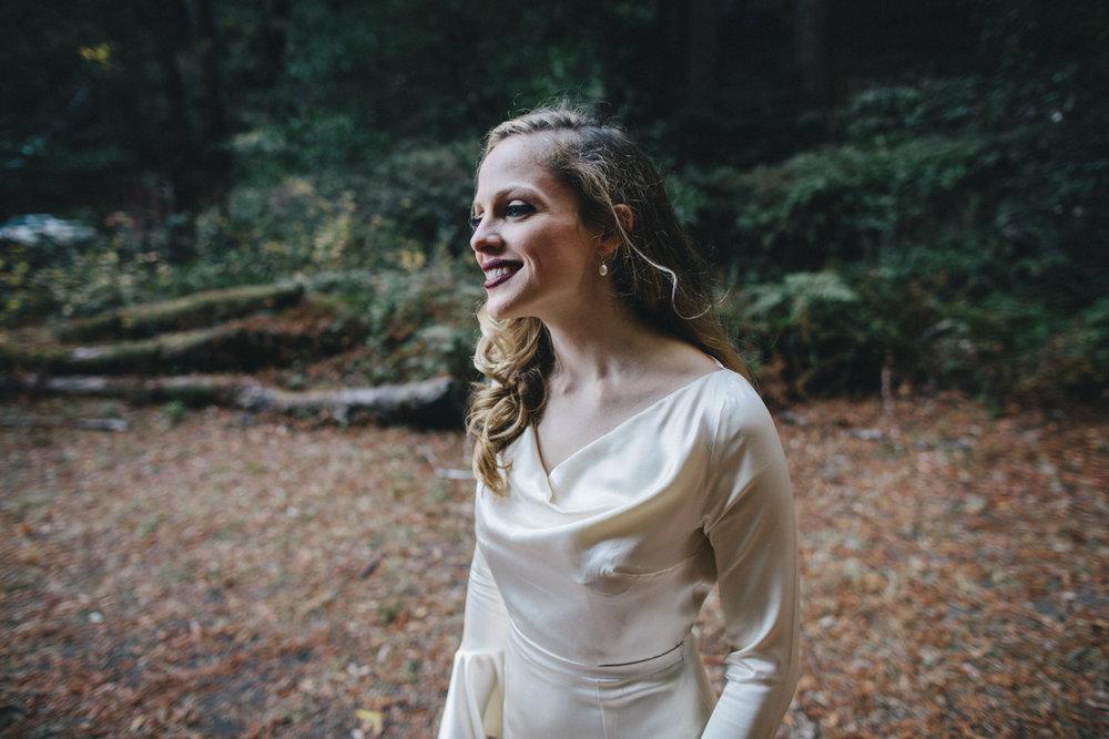 Pescadero Forest Wedding Rachelle Derouin Photographer-49.jpg