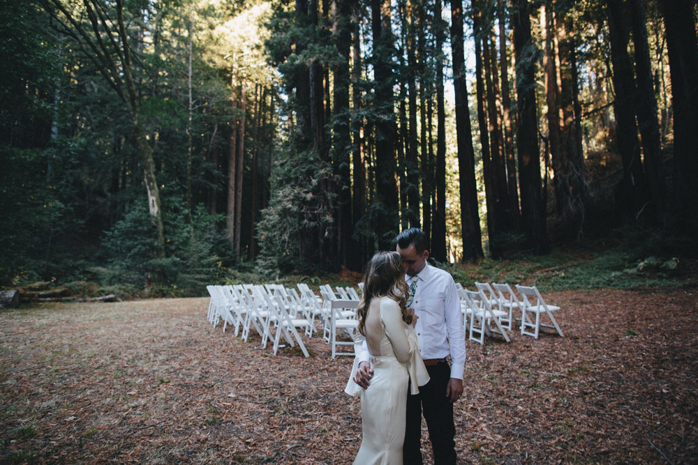 Pescadero Forest Wedding Rachelle Derouin Photographer-58.jpg