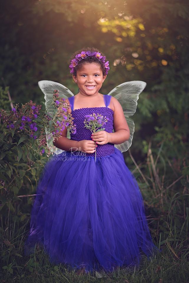 children, family photographer, St. Louis, fairy, Quail Ridge