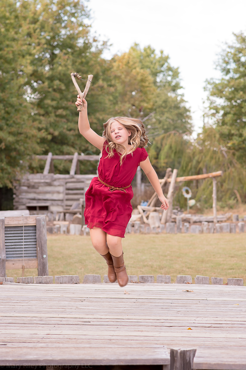 girl dancing Mary Riley Photography Wentzville Missouri