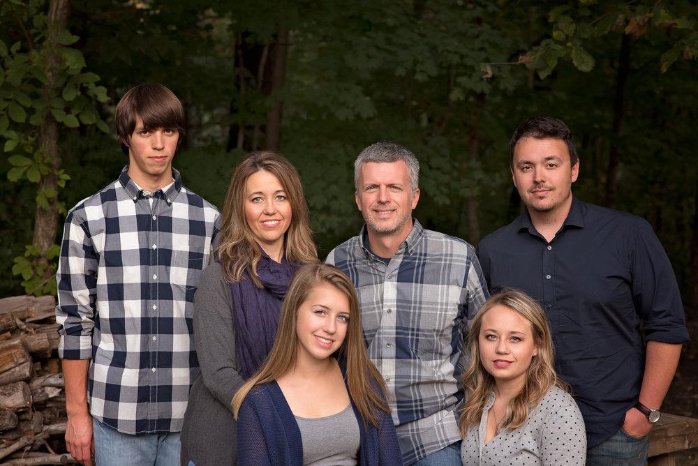 Family Photo Mary Riley Photography Wentzville Missouri