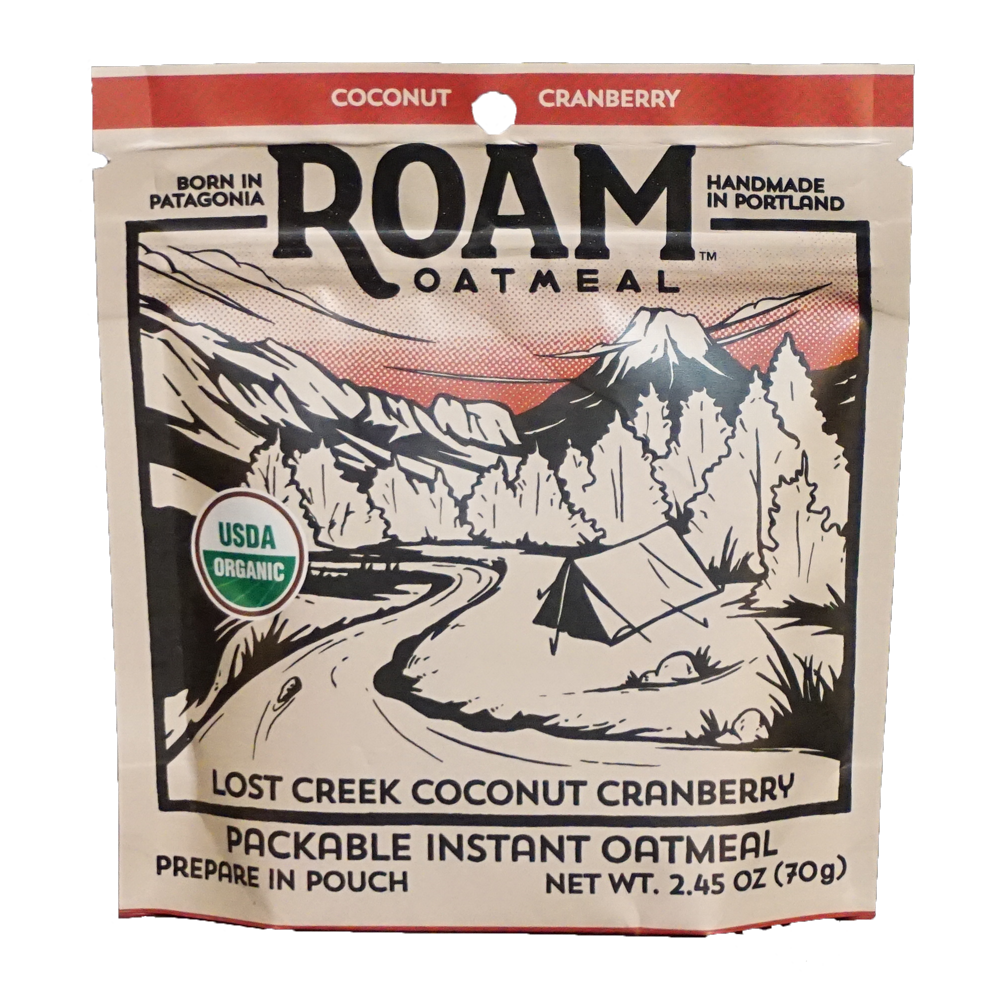 LOST CREEK COCONUT CRANBERRY   Light, tasty and refreshing. Made with coconut shavings and cranberries.