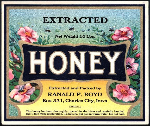 Vintage Honey Labels Beehive Shoppe.png7.jpg