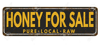 Honey for sale sigh.jpg