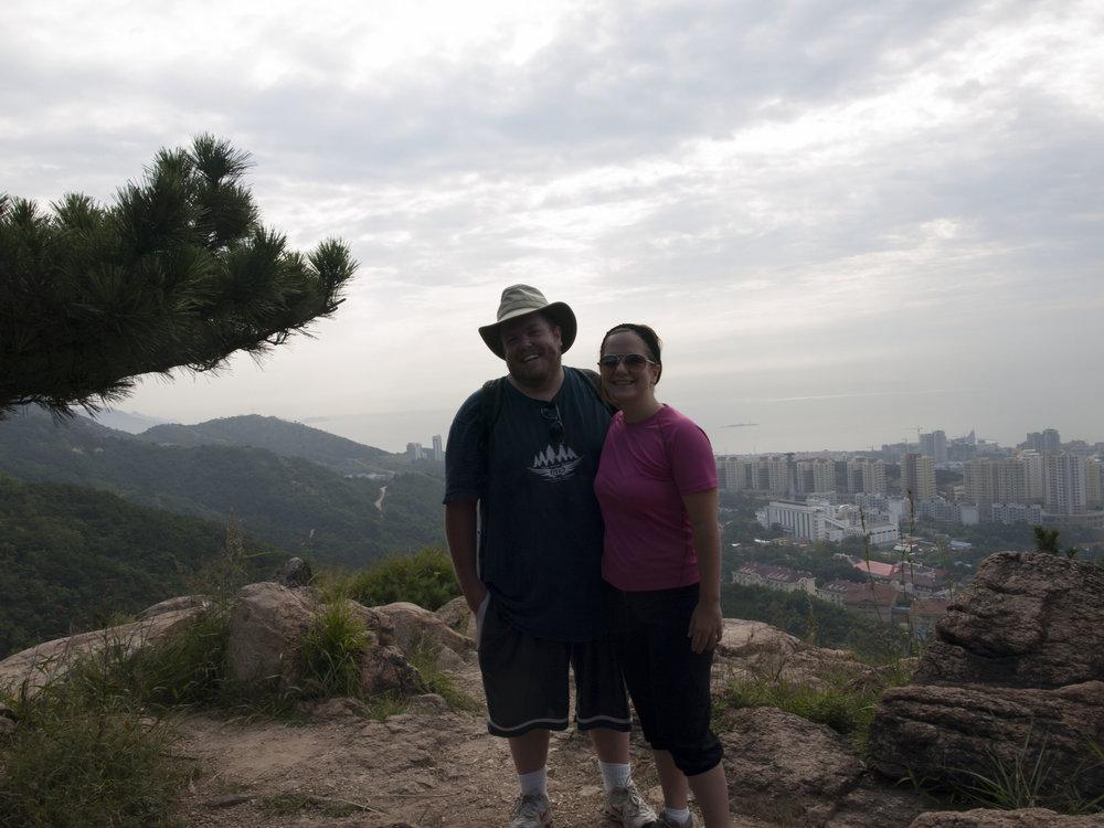 Climbing Fushan Sep 2011 0004.jpg