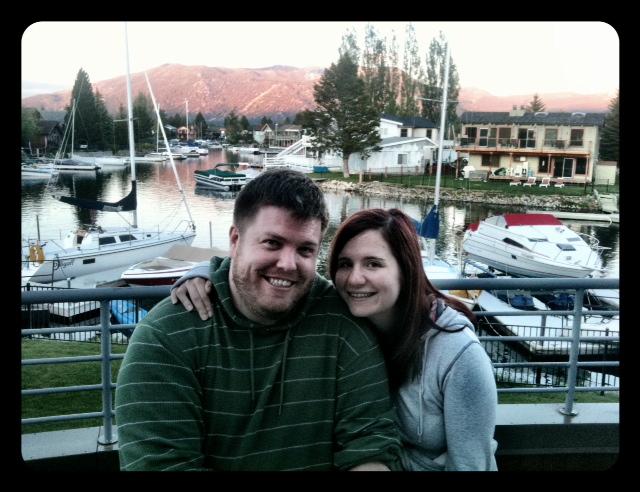 Linde Ryan and Ze Lake.JPG