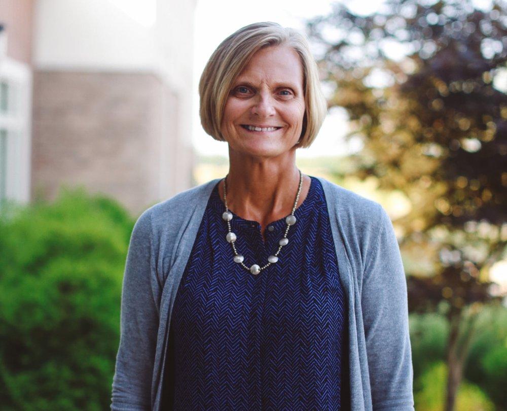 Patty Emmert  |  Director of Children's Ministries