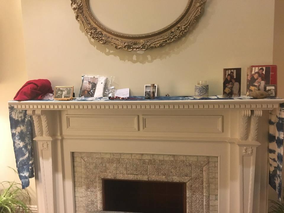 Communal altar