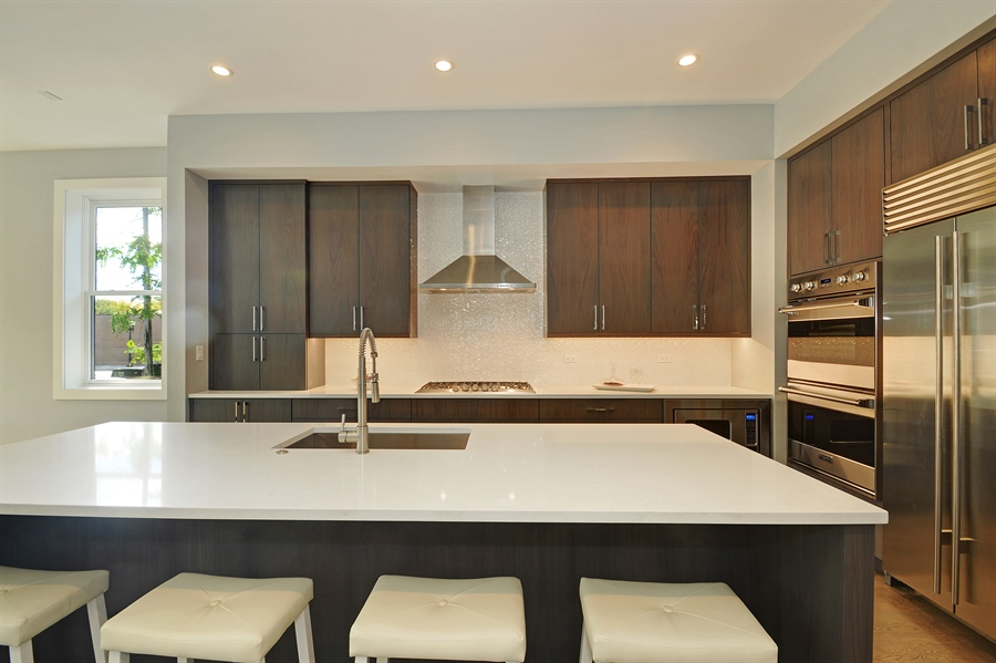 it features a large gourmet kitchen with a 12 foot island  the basement includes an open floor plan with a polished concrete finish and radiant heat     tinker  u0026 chance  rh   tinkerandchance com
